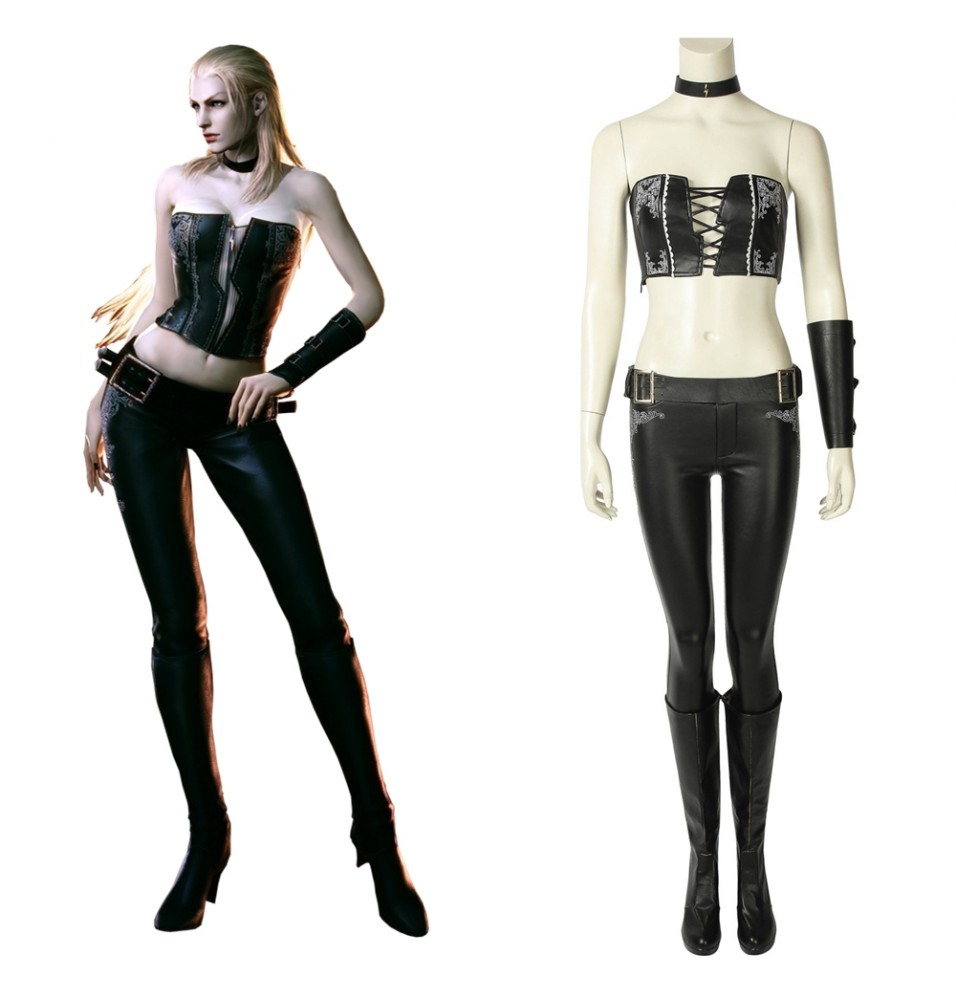 Devil May Cry DMC5 Trish Cosplay Costume