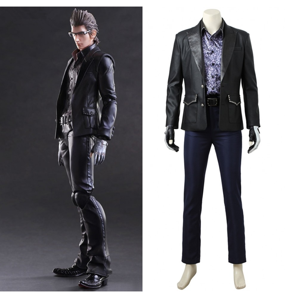Final Fantasy XV Ignis Scientia Cosplay Costume Deluxe Costume