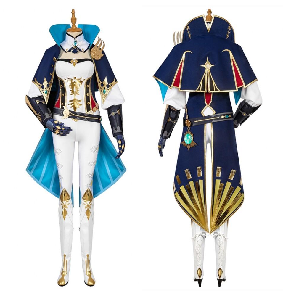 Genshin Impact Jean Cosplay Costume
