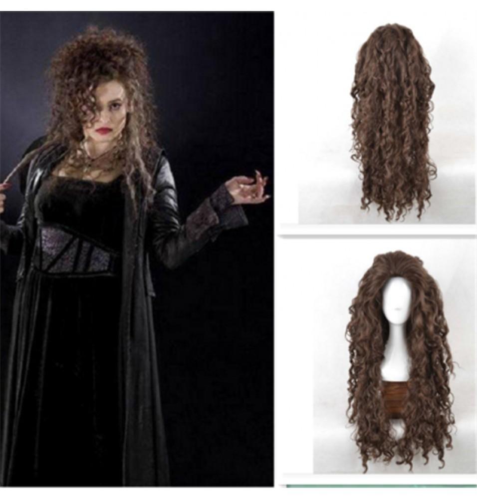Harry Potter Bellatrix Lestrange Wigs Cosplay