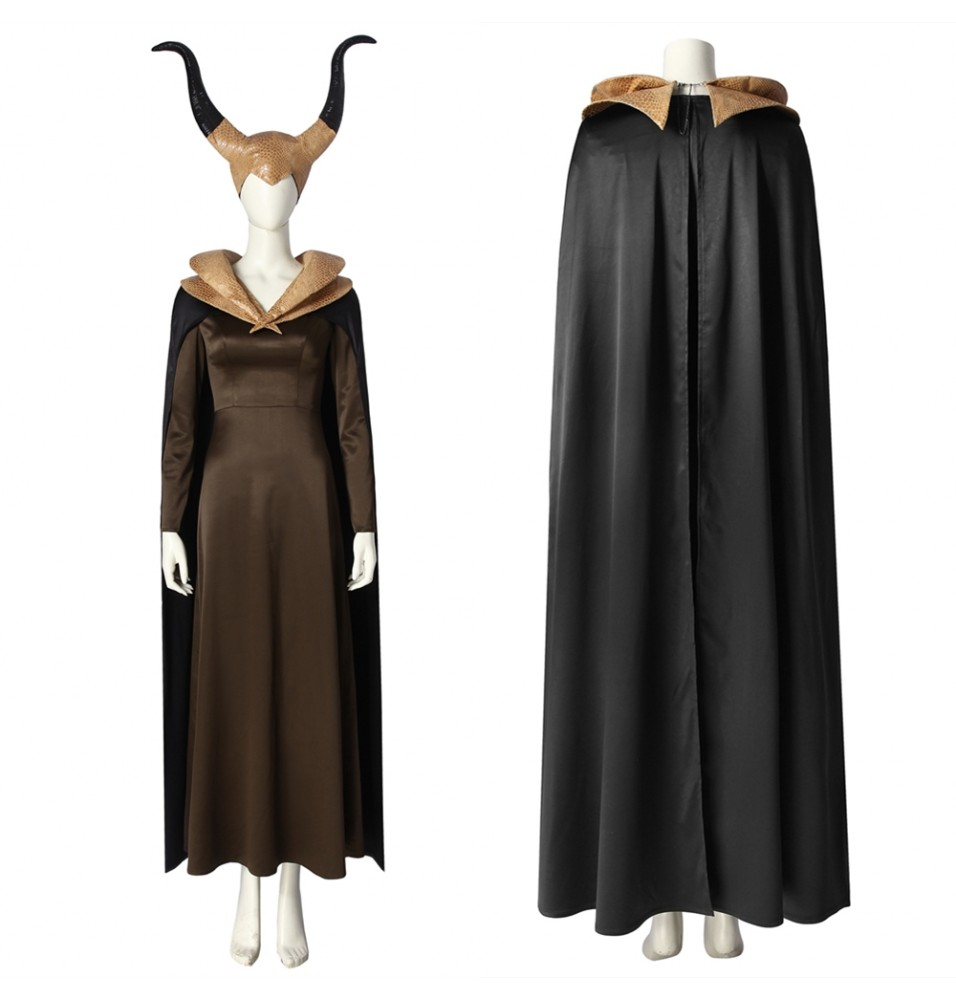 Maleficent: Mistress of Evil Maleficent Cosplay Costume