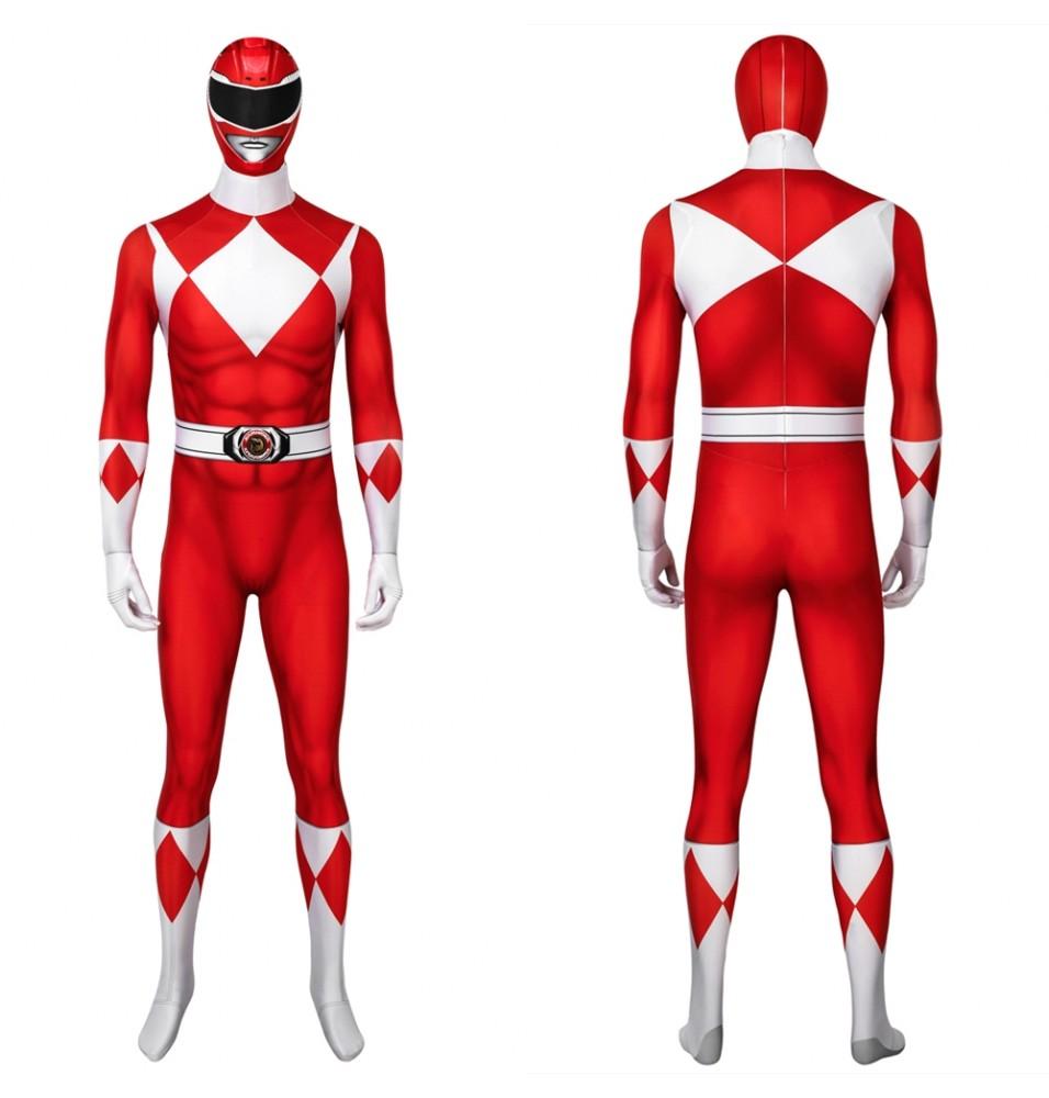Power Rangers Tyranno Ranger Geki 3D Jumpsuit