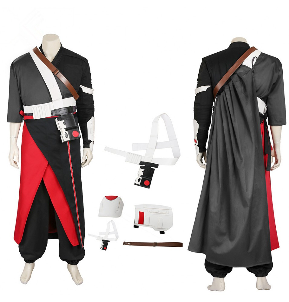 Rogue One: A Star Wars Story Chirrut Imwe Cosplay Costumes