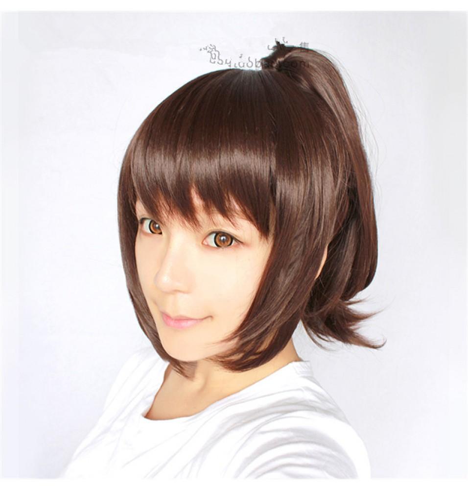 Spirited Away Ogino Chihiro Cosplay Wigs