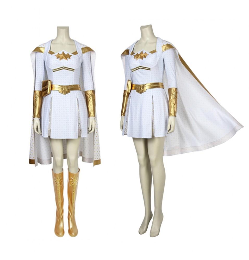 The Boys Season 1 Starlight Cosplay Costume
