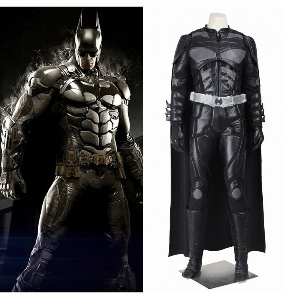 The Dark Knight Rises Batman Bruce Wayne Cosplay Costume