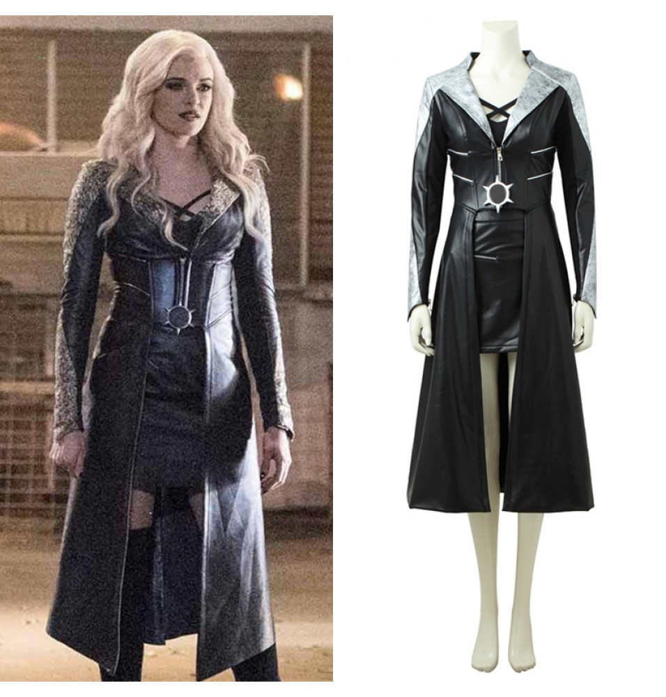 The Flash Killer Frost Cosplay Costume
