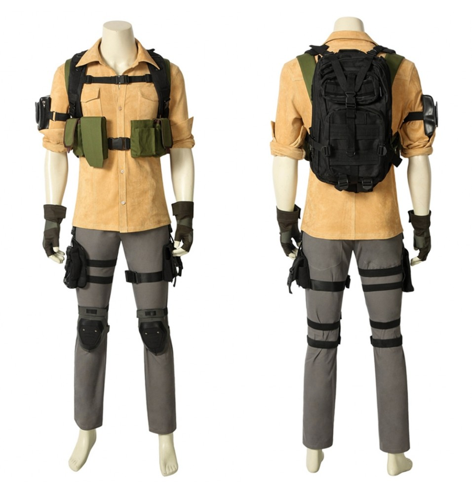 Tom Clancy's The Division Aaron Keener Cosplay Costume