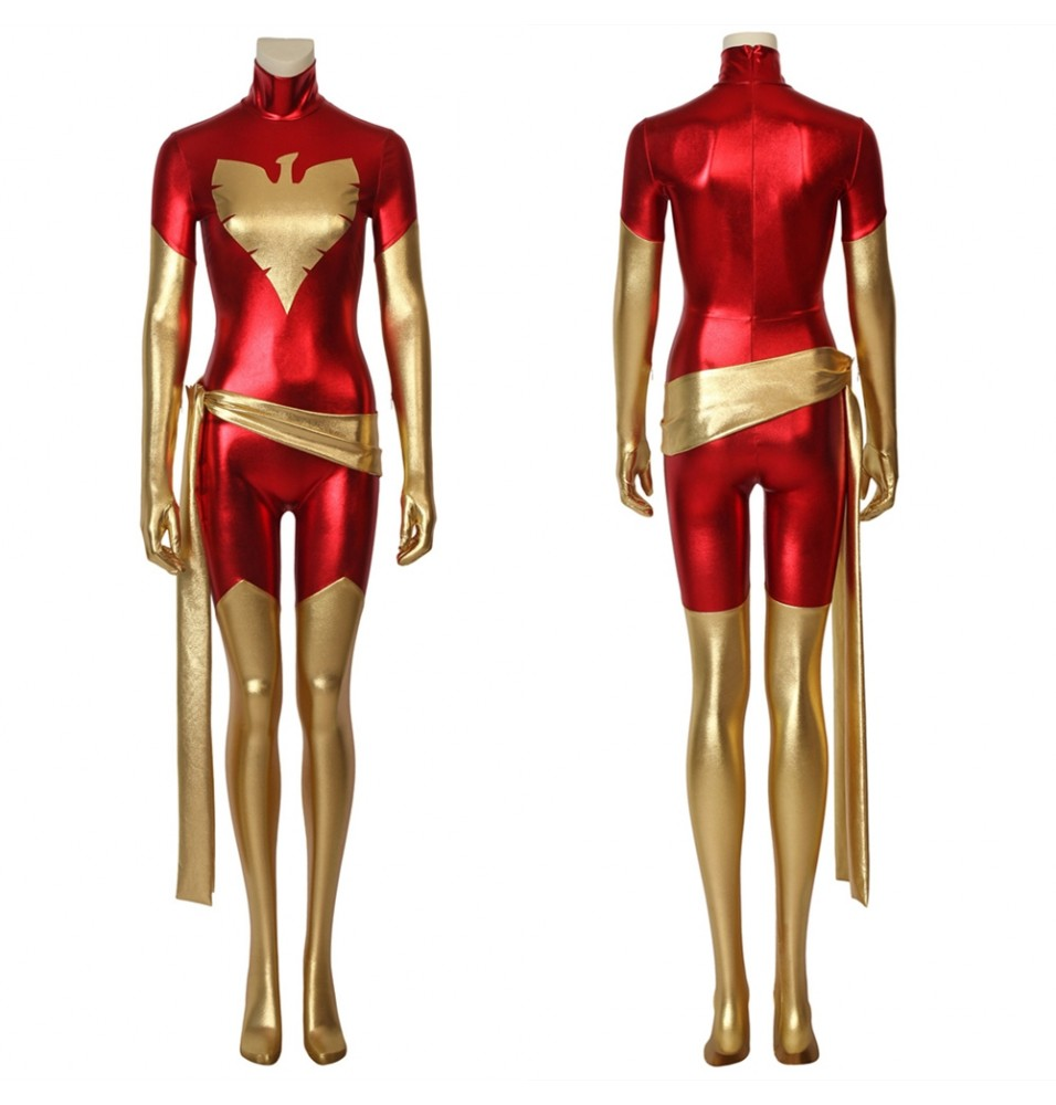X-Men Dark Phoenix Cosplay Costume