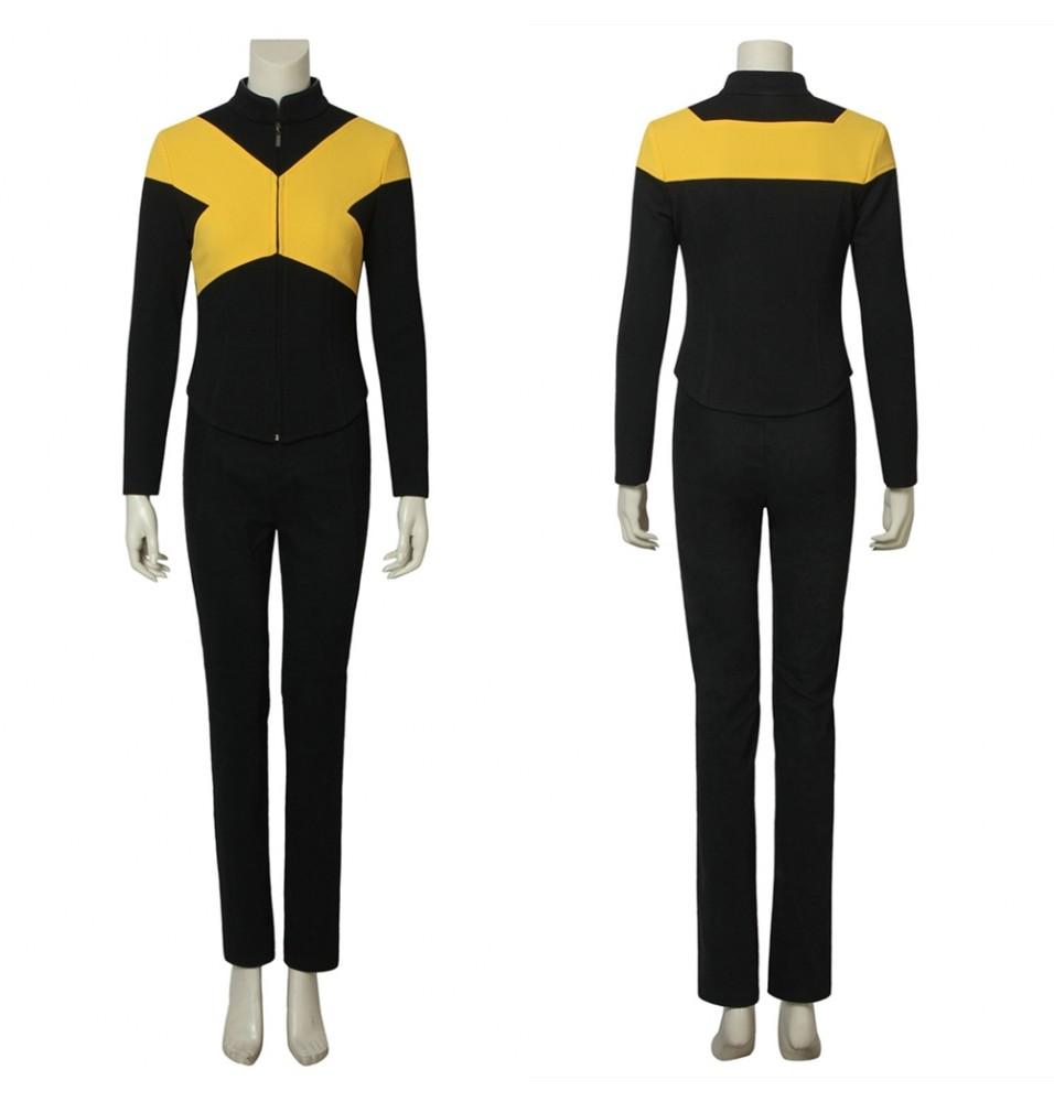 X-Men Dark Phoenix Team Female Cosplay Costume